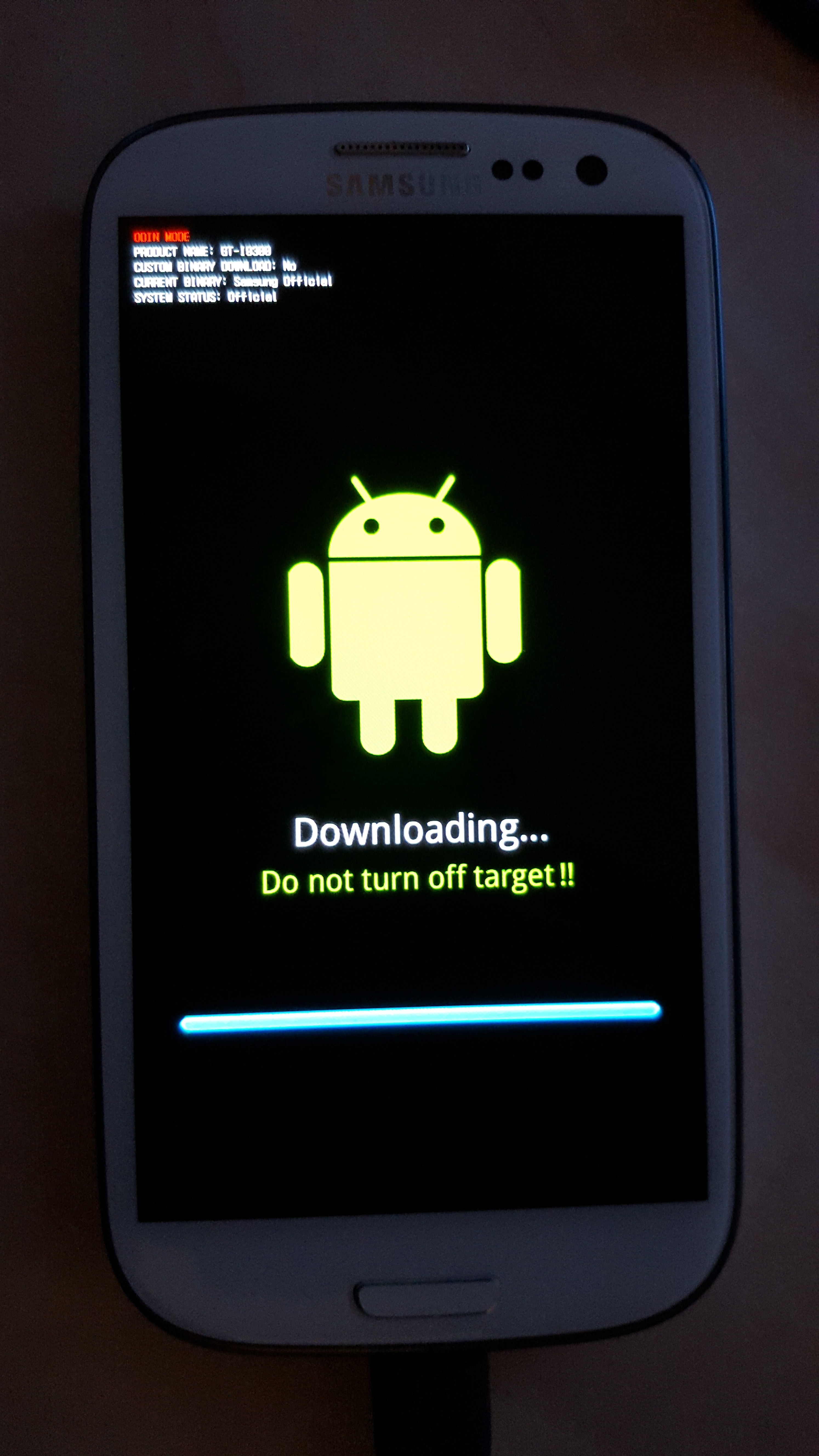 Install Android 6 0 on a Samsung Galaxy S3 – timdows
